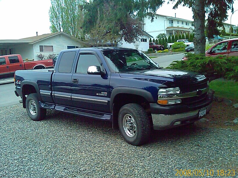 2002 chevrolet 2500hd duramax towing capacity autos post. Black Bedroom Furniture Sets. Home Design Ideas