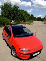Picture of 2002 Fiat Punto, exterior