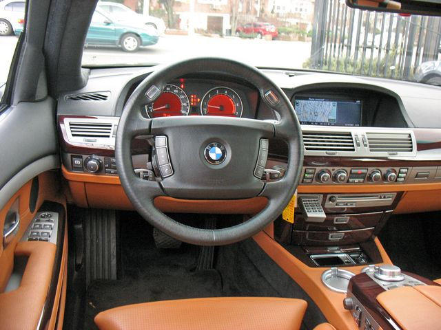 2008 Bmw 760li Interior 2007 BMW 7 Series