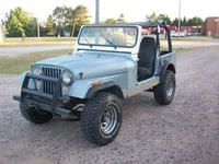 1985 Jeep CJ7 Overview