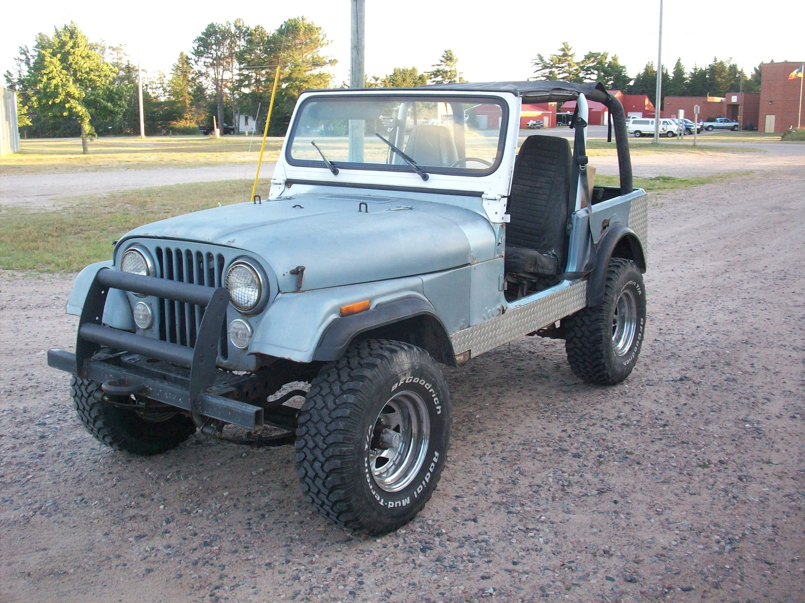 1985 Jeep CJ7 picture, exterior
