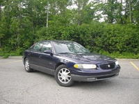 1998 Buick Regal 4 Dr GS Supercharged Sedan picture, exterior