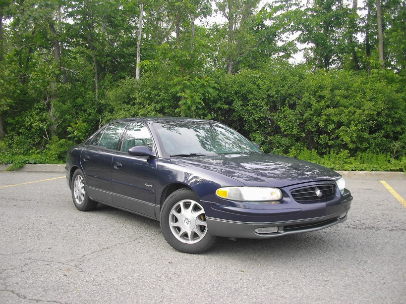1998 Buick Regal 4 Dr GS Supercharged Sedan picture