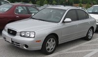 Picture of 2001 Hyundai Elantra, exterior, gallery_worthy