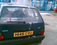 Picture of 1990 FIAT Uno, exterior, gallery_worthy