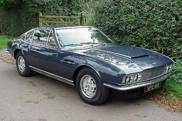 Picture of 1972 Aston Martin DBS