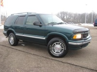 1997 GMC Jimmy Overview