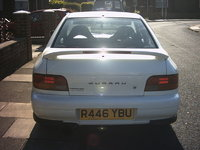 1997 Subaru Impreza Overview