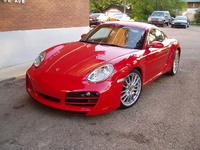 2006 Porsche Cayman S picture, exterior