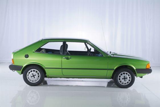 Volkswagen Scirocco R32. 1990 Volkswagen Scirocco