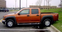 Picture of 2004 Chevrolet Colorado 4 Dr Z71 LS Crew Cab SB, exterior