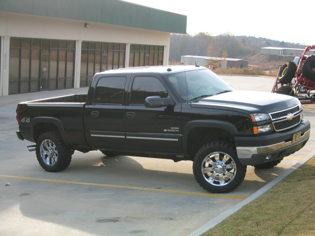 2007 chevrolet silverado 2500hd lt2 crew cab 4wd picture exterior. Cars Review. Best American Auto & Cars Review