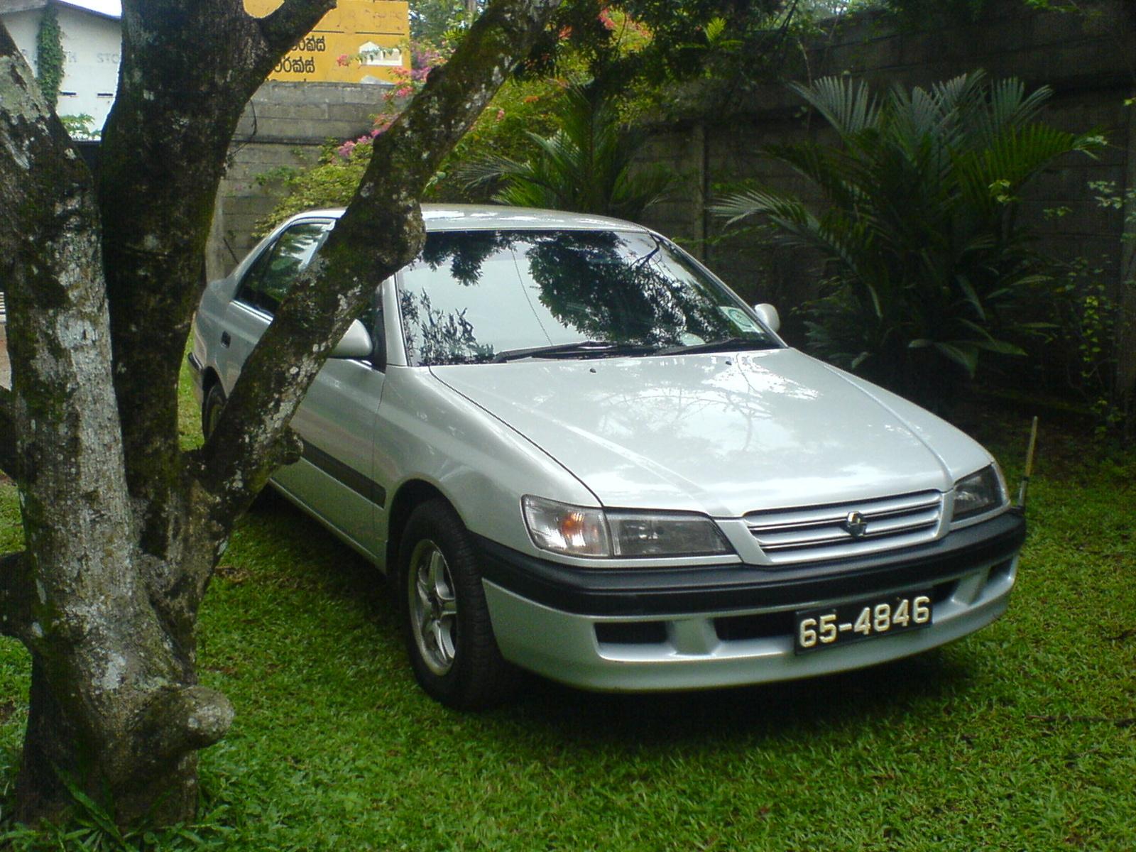 1996 Toyota Corona - Pictures
