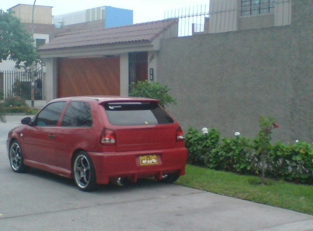 Picture of 1999 Volkswagen Gol