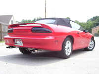 Picture of 1994 Chevrolet Camaro Base Convertible, exterior