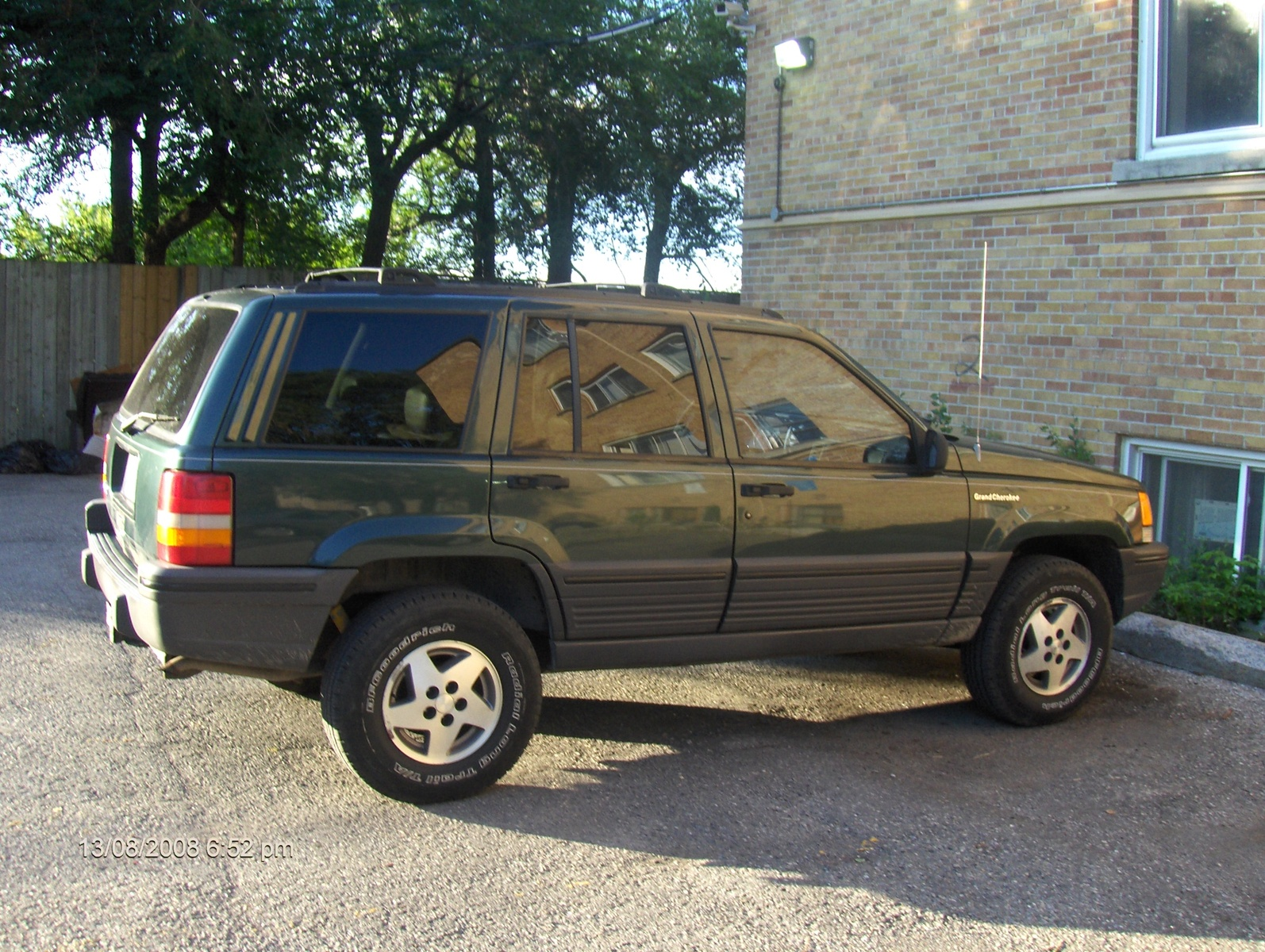 1995 jeep grand cherokee exterior pictures cargurus. Cars Review. Best American Auto & Cars Review