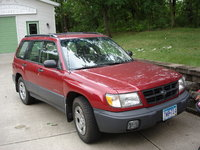 Picture of 1998 Subaru Forester L, exterior