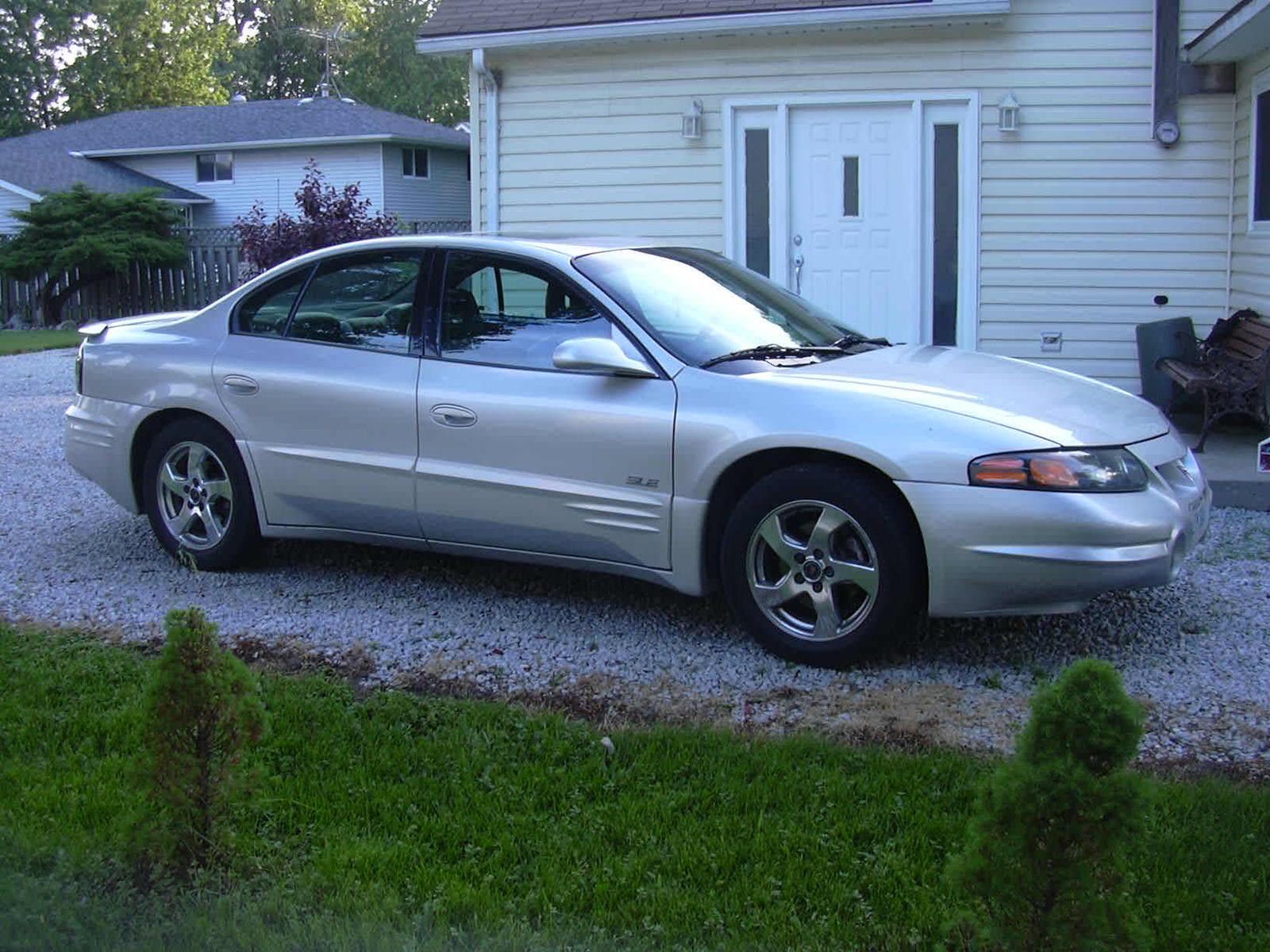 2002 Pontiac Bonneville - Pictures - 2002 Pontiac Bonneville SLE pi ...