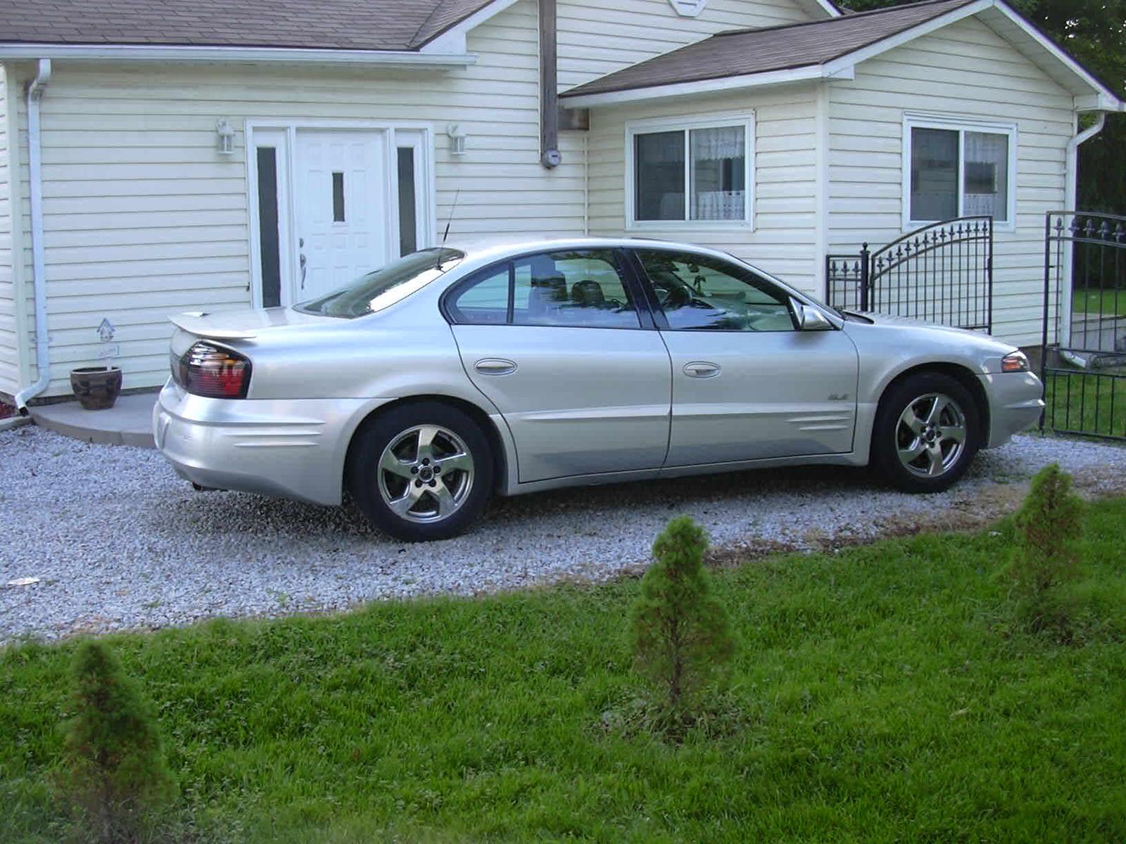 2002 Pontiac Bonneville SLE - Pictures - 2002 Pontiac Bonneville SLE ...