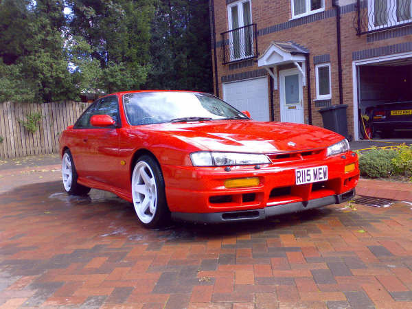 Picture of 1998 Nissan 200SX SE-R Coupe, exterior, gallery_worthy