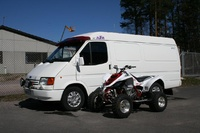 1988 Ford Transit Cargo Overview