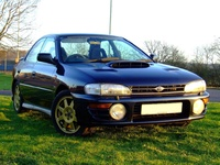 Picture of 1996 Subaru Impreza 4 Dr LX AWD Sedan, exterior