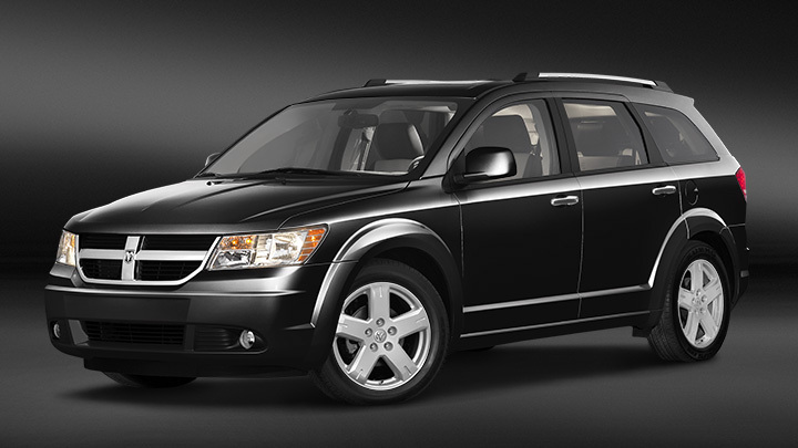 2009 Dodge Journey SXT picture, exterior