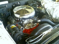 Picture of 1976 Chevrolet Corvette, engine
