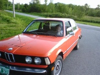 1977 BMW 3 Series 320i, 1977 BMW 320 320i picture, exterior