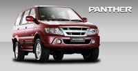 2008 Isuzu Panther, Isuzu Panther model: Touring Red, exterior