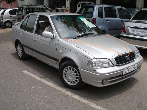 Picture of 2002 Suzuki Esteem