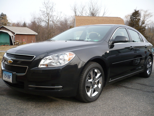 Picture of 2008 Chevrolet Malibu 1LT FWD