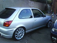 Picture of 2001 Ford Fiesta, exterior, gallery_worthy
