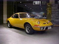 1974 Opel GT Overview