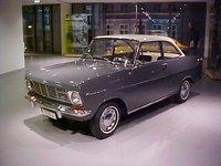 1964 Opel Kadett Overview