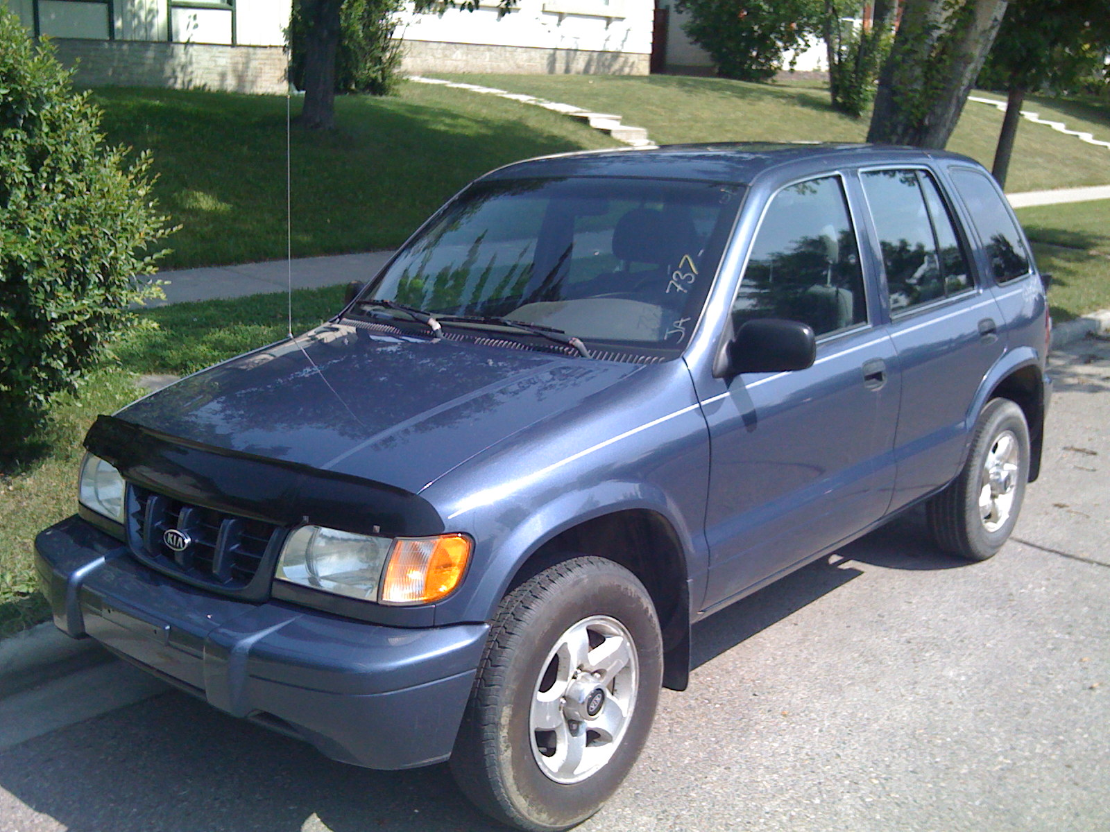 Picture of 2001 Kia Sportage Base 4WD
