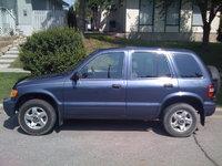 Picture of 2001 Kia Sportage Base 4WD, exterior