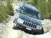 Picture of 2006 Jeep Grand Cherokee Overland, exterior