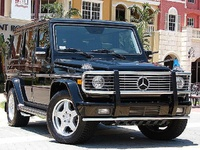 2006 Mercedes-Benz G-Class G55 AMG 4dr SUV 4WD, 2006 Mercedes-Benz G55 AMG Base picture, exterior