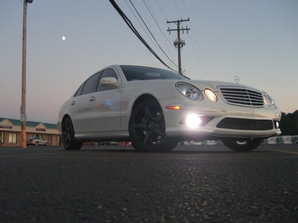 Picture of 2007 Mercedes-Benz E-Class E 550