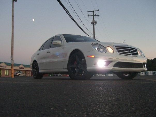 Image de 2007 Mercedes-Benz E-Class E 550