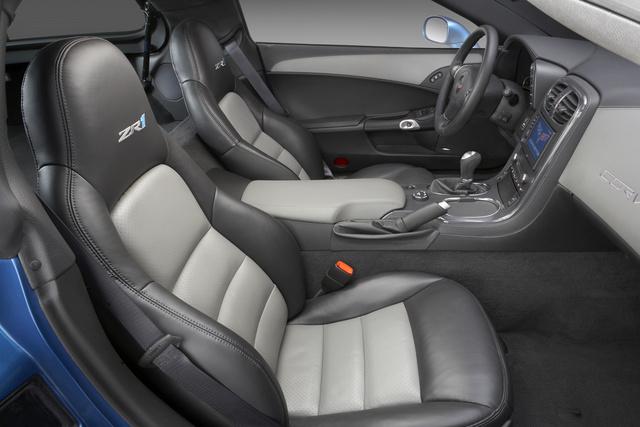 Picture of 2009 Chevrolet Corvette ZR1 1ZR, interior, manufacturer