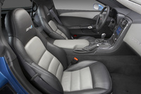 2009 Chevrolet Corvette ZR1 1ZR, 2009 Chevrolet Corvette ZR1 picture, manufacturer, interior