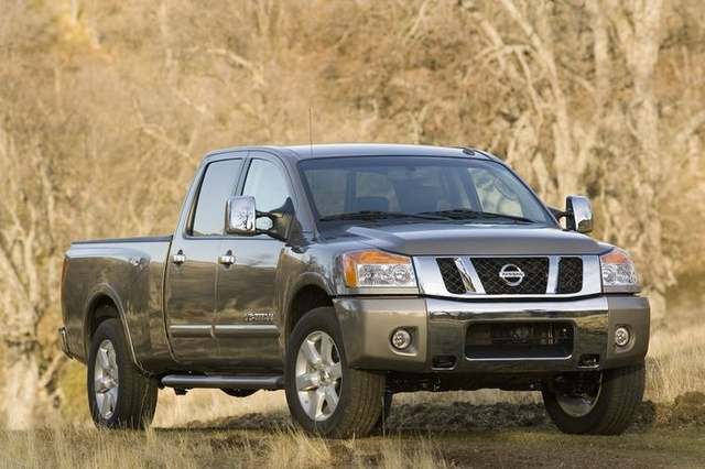 2008 Nissan Titan User Reviews
