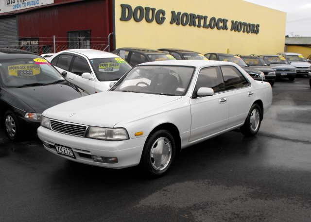 Picture of 1993 Nissan Laurel