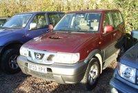 2003 Nissan Terrano II Overview