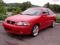 2002 Nissan Sentra Overview