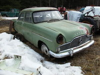 1956 Ford Zephyr Overview