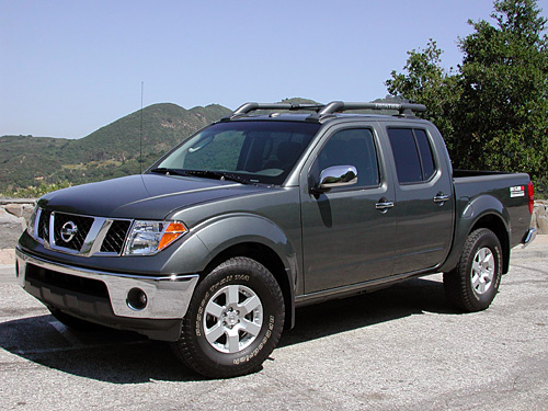 2006 nissan frontier overview cargurus. Black Bedroom Furniture Sets. Home Design Ideas