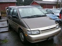 Picture of 1990 Nissan Axxess, exterior, gallery_worthy